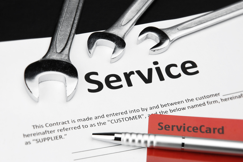 We take care of your Maintenance needs for Whole Year